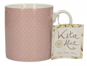 Katie Alice Bögre Cottage Flower Pink Spot
