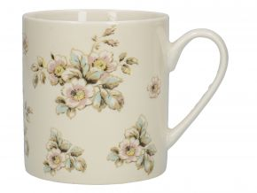 Katie Alice Bögre Cottage Flower Cream Floral